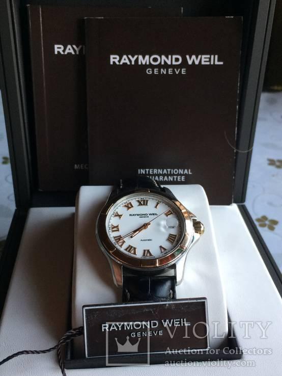 Raymond Weil Parsifal , сталь/золото, комплект