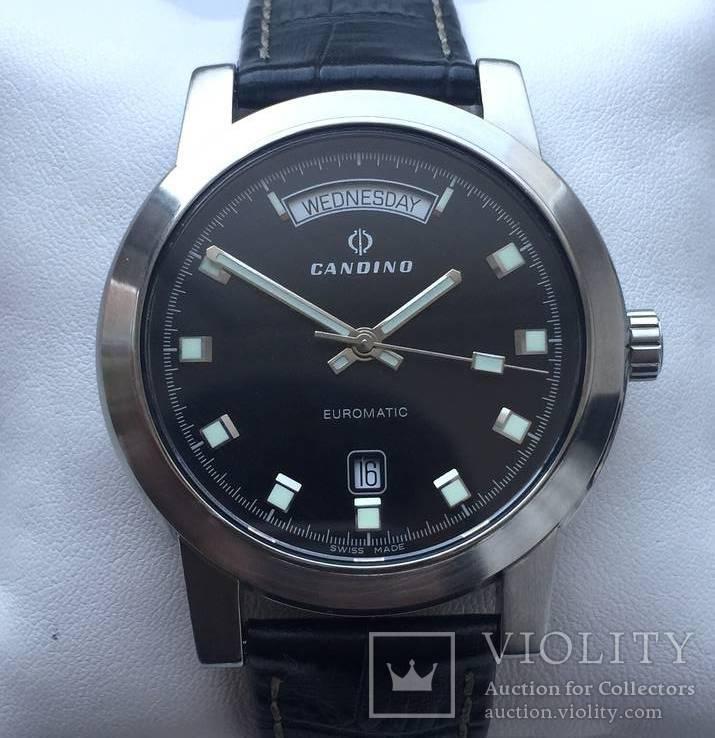 Часы Candino Euromatic