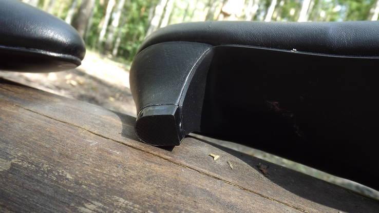 Классические туфли на маленьком каблучке Anniе 38 размер, фото №14