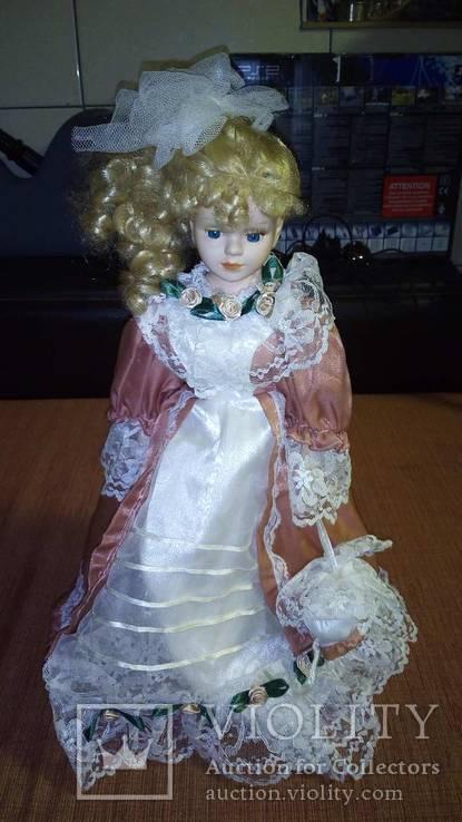 Кукла на подставке (Италия)
