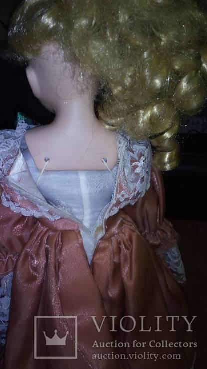 Кукла на подставке (Италия), фото №3