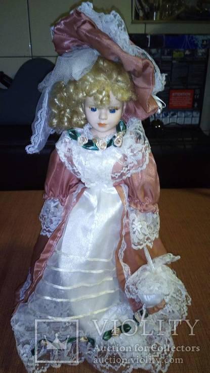 Кукла на подставке (Италия), фото №4