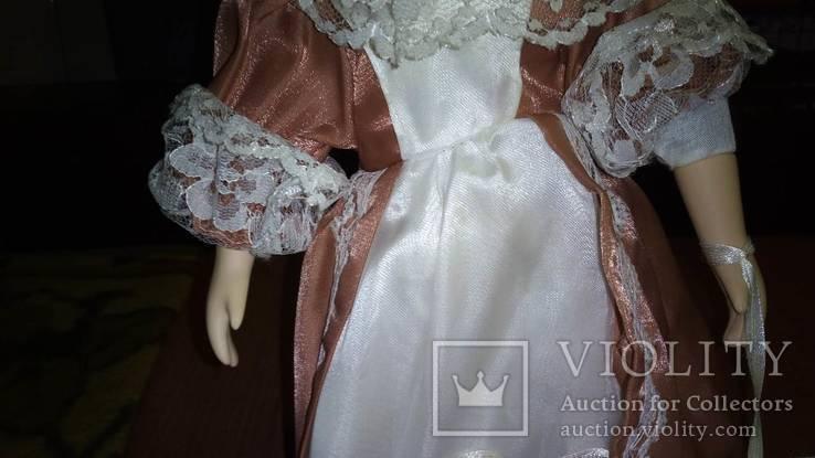 Кукла на подставке (Италия), фото №5
