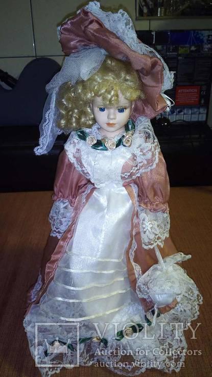 Кукла на подставке (Италия), фото №6