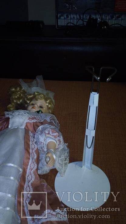Кукла на подставке (Италия), фото №7