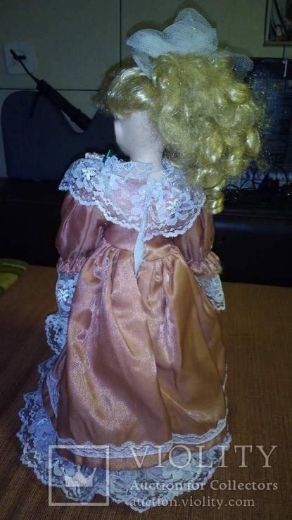 Кукла на подставке (Италия), фото №9