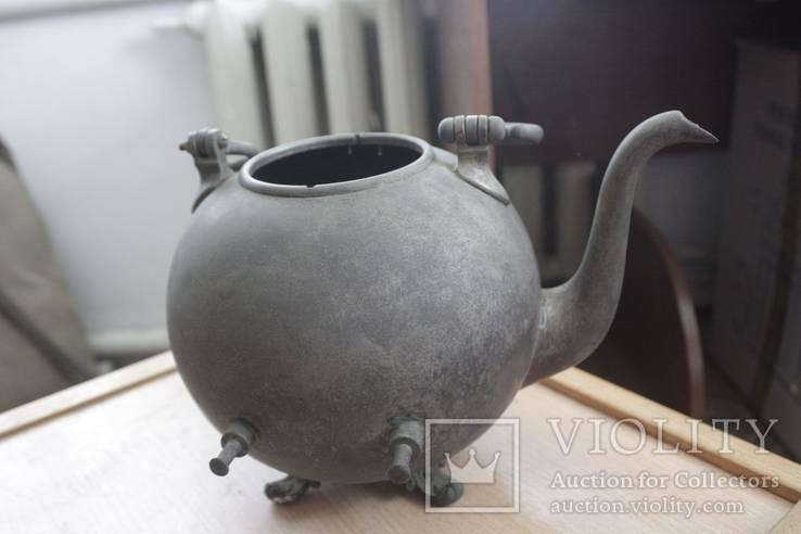 Бульотка (кавник у формі чайника) NORBLIN & Co, Варшава, 1860-70