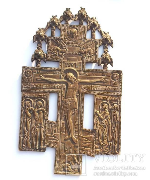 Наперстно-киотный крест