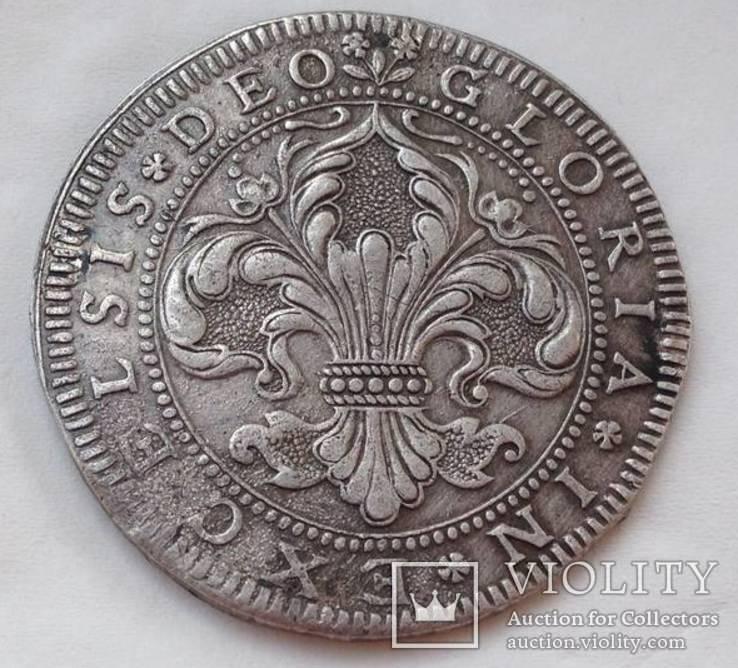 Франция (Эльзас), флорин, серебро