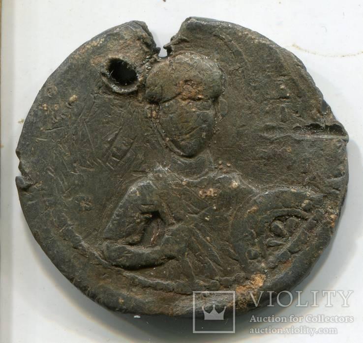 Вислая печать. Изяслав Ярославич. Князь Киевский 1054-1073