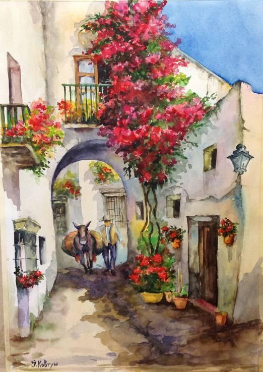 Испанские мотивы