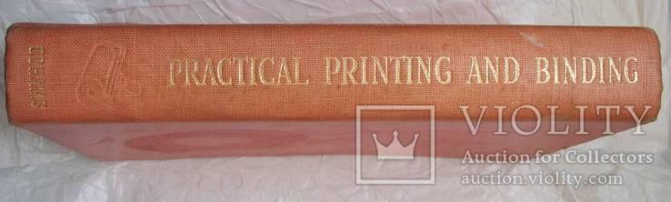 Печатное и переплетное дело (англ.) Harry Whetton, 1946 г., фото №7