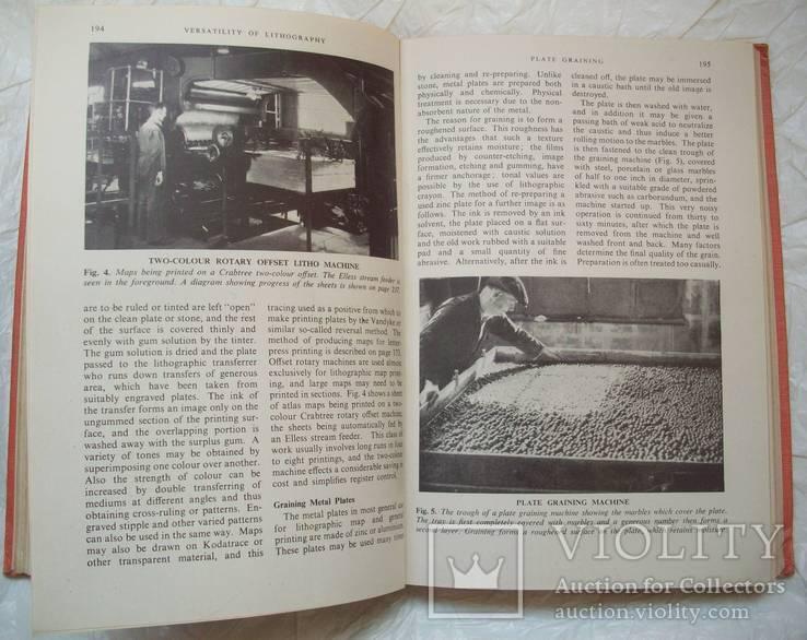 Печатное и переплетное дело (англ.) Harry Whetton, 1946 г., фото №10