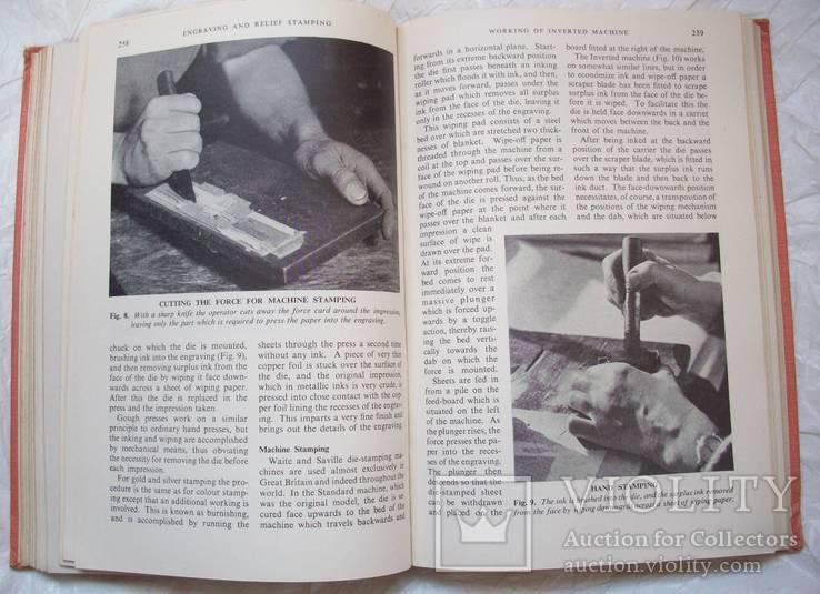 Печатное и переплетное дело (англ.) Harry Whetton, 1946 г., фото №11