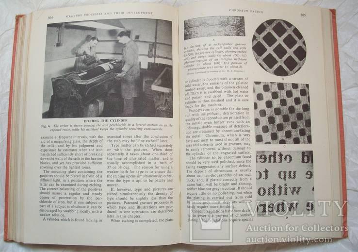 Печатное и переплетное дело (англ.) Harry Whetton, 1946 г., фото №12