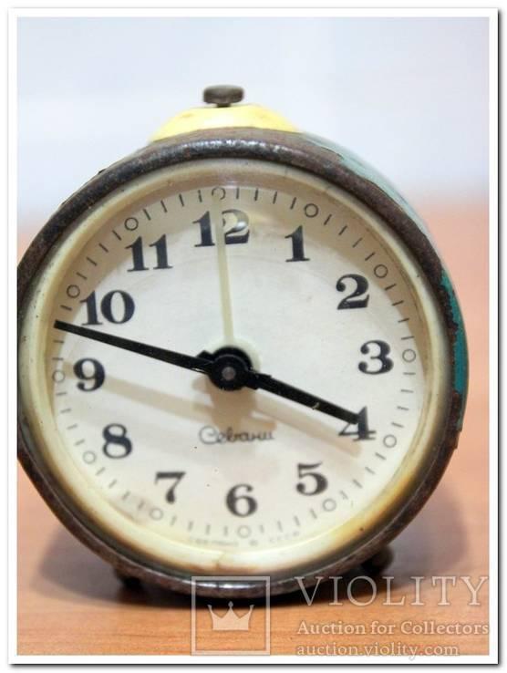 Часы-будильник Севани на ремонт-реставрацию