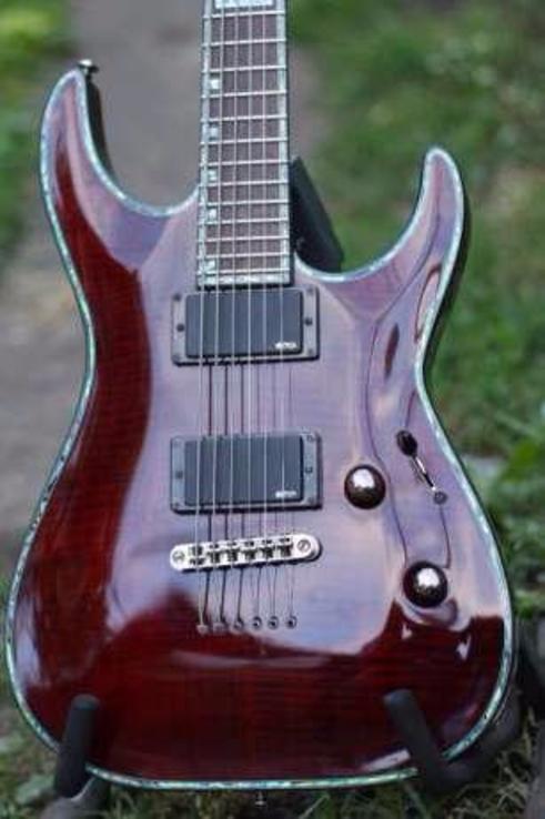 ESP LTD H-1001FM (STBC) Deluxe электрогитара