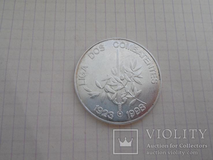 1000 эскудо 1998г Португалия, фото №5