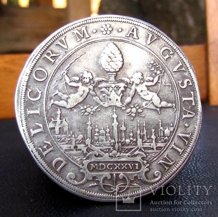 Талер 1626 р. Аугсбург