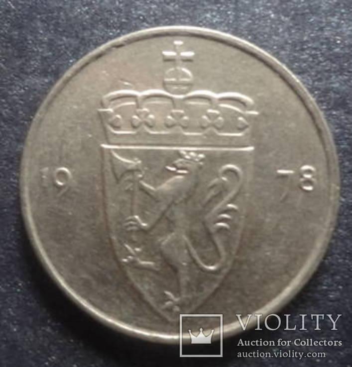 50 эре 1978 Норвегия (1,2,24)*