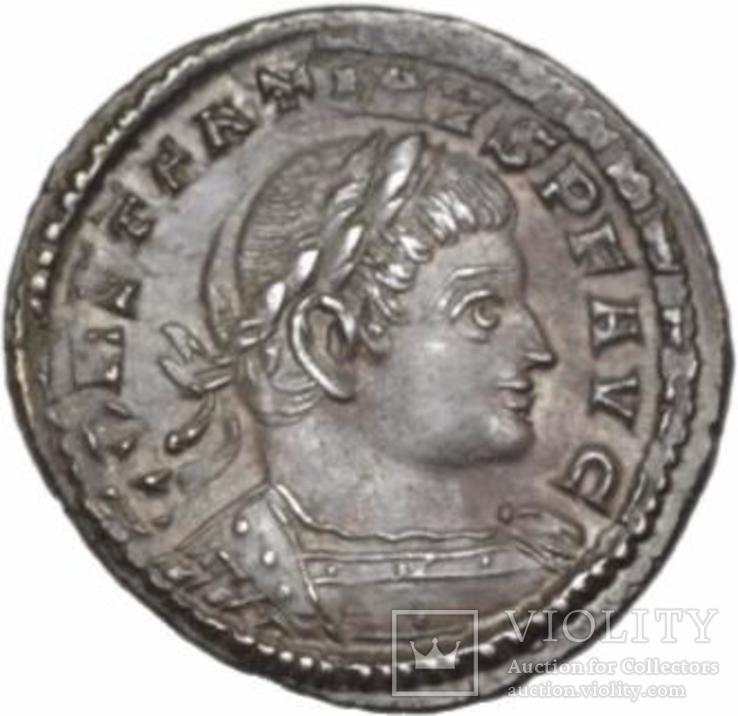 Константин I фоллис.Тревера.