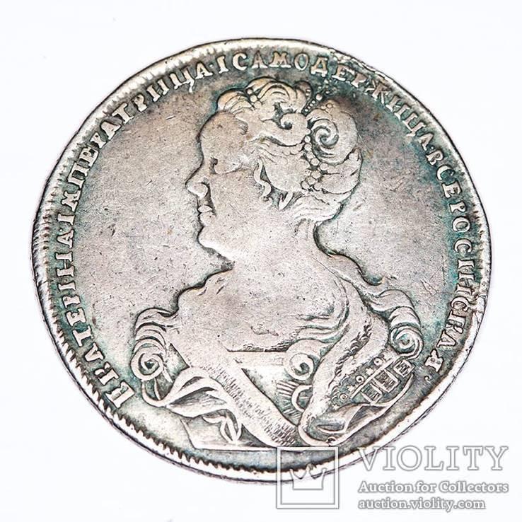 Полтина 1726 года R