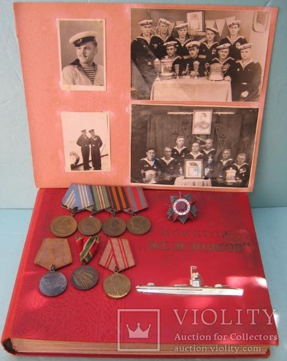 Медаль Нахимова (