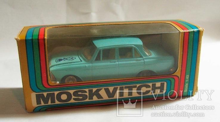 Москвич 408 ( Москва 1985 , А1)