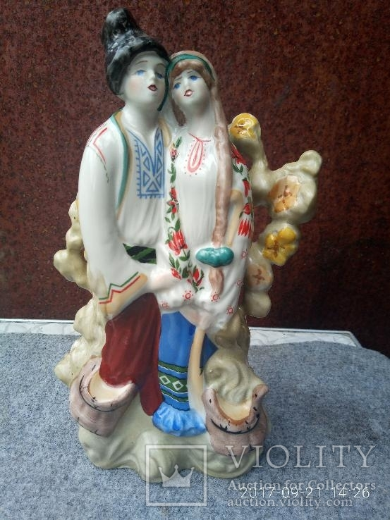 Закохани с подсолнухами- киев