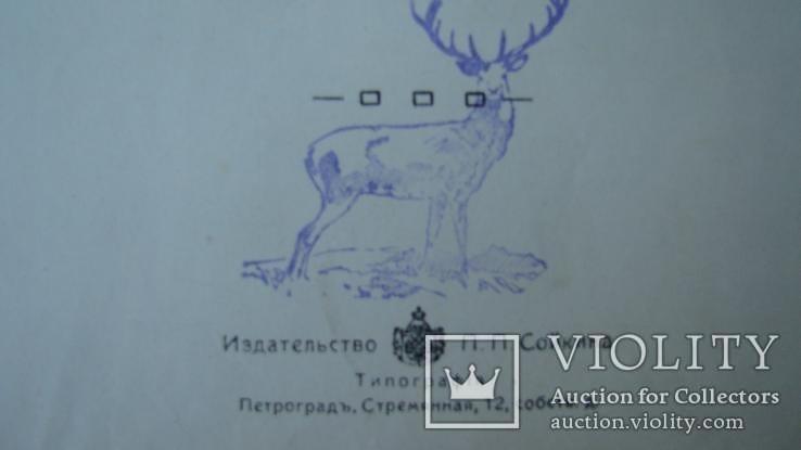 Чудеса природы, Петроград, Издательство П.П.Сойкина, 1916 г.