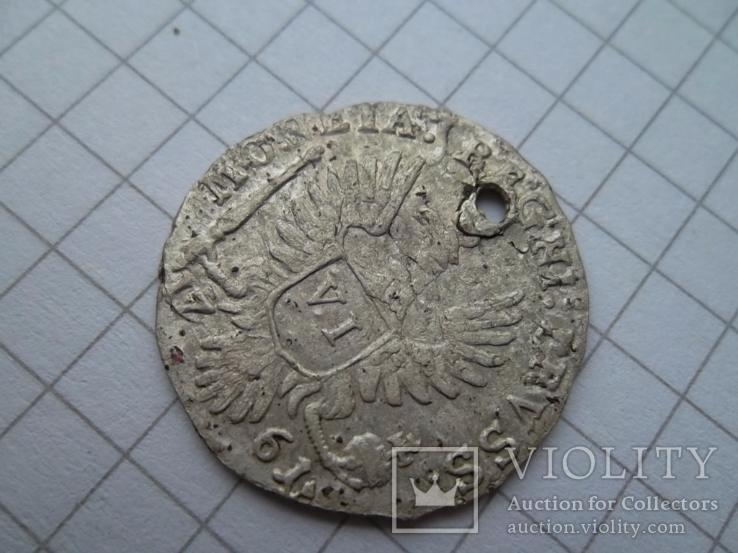 6 грош 1761 для Пруссии (Елизавета I)
