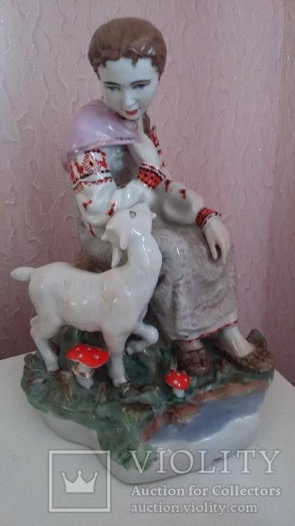 Аленушка с козленком., фото №2