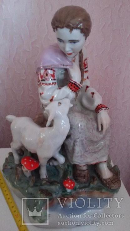 Аленушка с козленком., фото №5