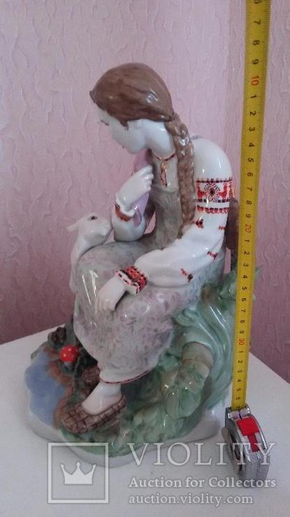 Аленушка с козленком., фото №7