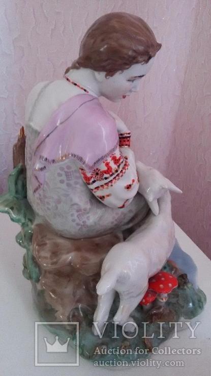 Аленушка с козленком., фото №10