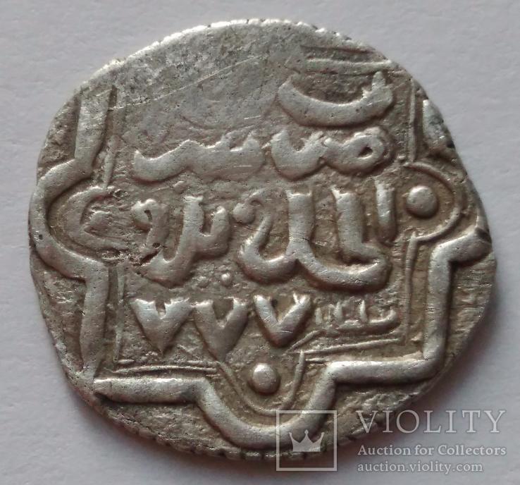 Данг Каганбек хана, чекана Сарая ал-Джадида.