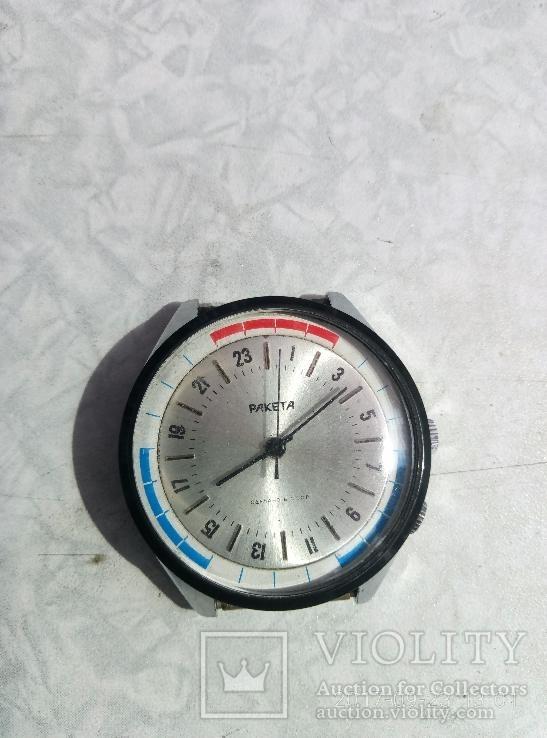 Часы 24 ракета ссср