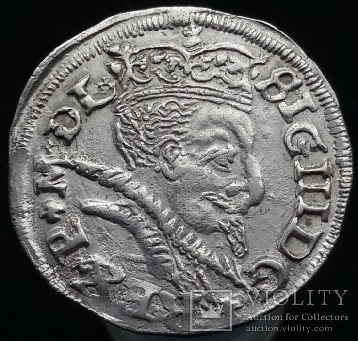 Трояк 1598 р. м.д. Люблін (Iger L.98.4.h (R))