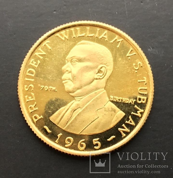 12 Доларов - Либерия.