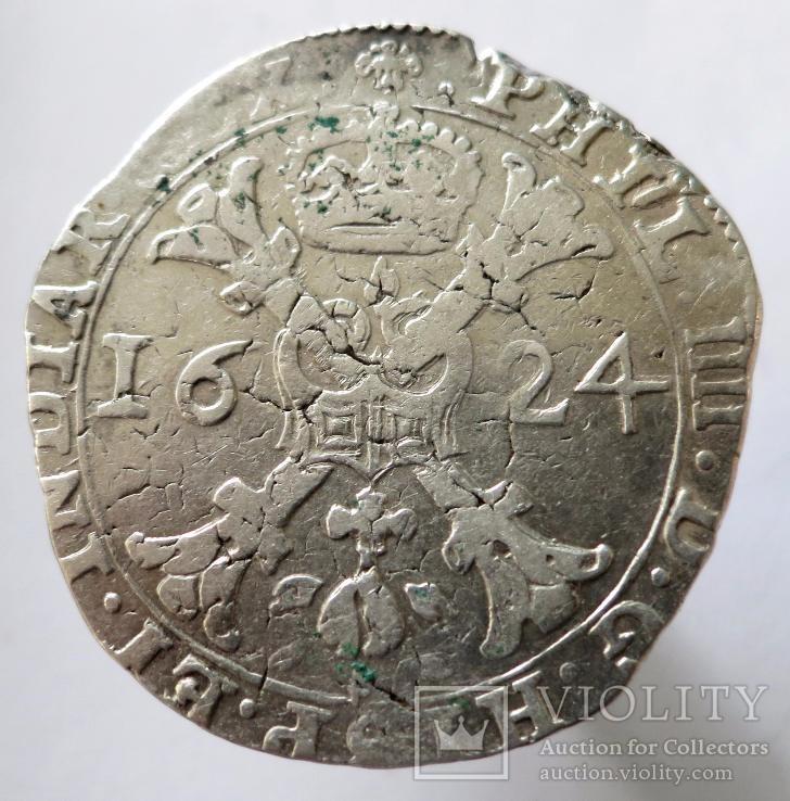 Патагон 1624 года