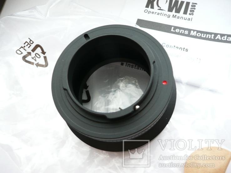 Адаптер KIWIFOTOS LMA-M42 АР201, фото №5