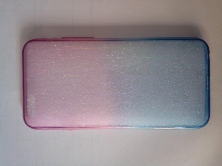 Чехол силикон радужный на iPhone6