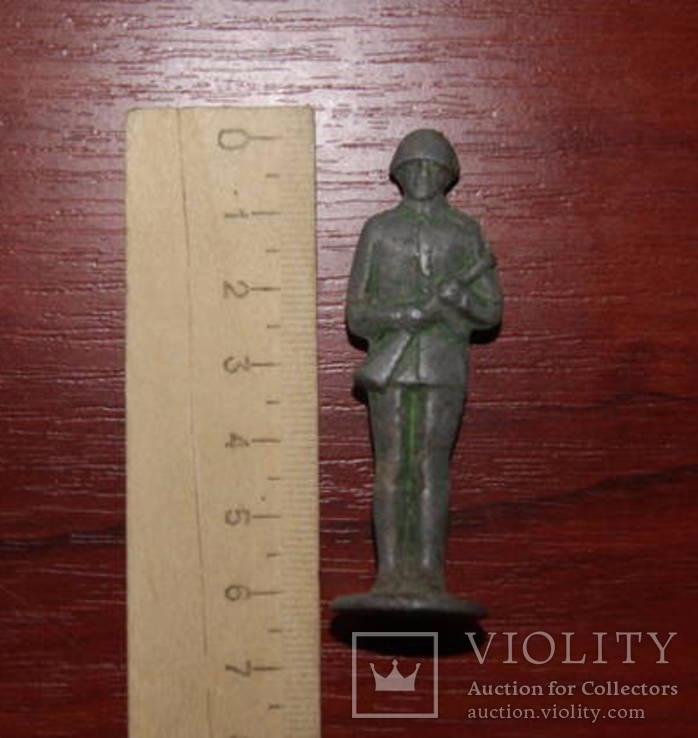 Солдат с автоматом СССР, фото №2