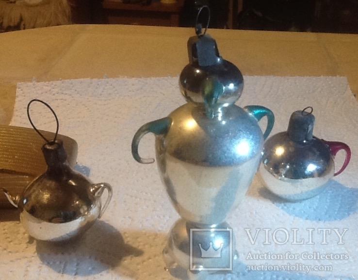 Самовар с чайниками ., фото №3