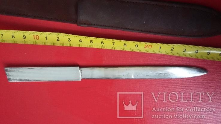Нож из серебра 925 пробы Германия, фото №4
