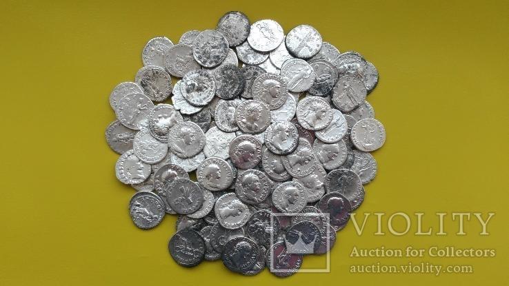 Монети стародавнього Риму