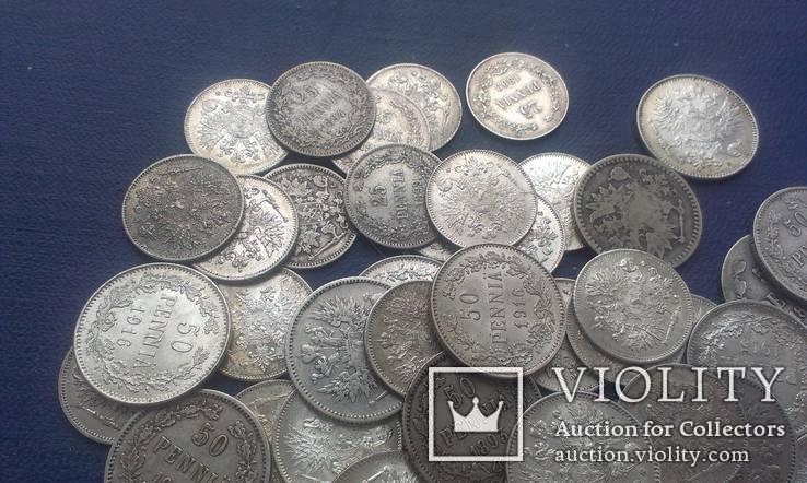 Mонеты Русской Финляндии 1865 - 1917 гг
