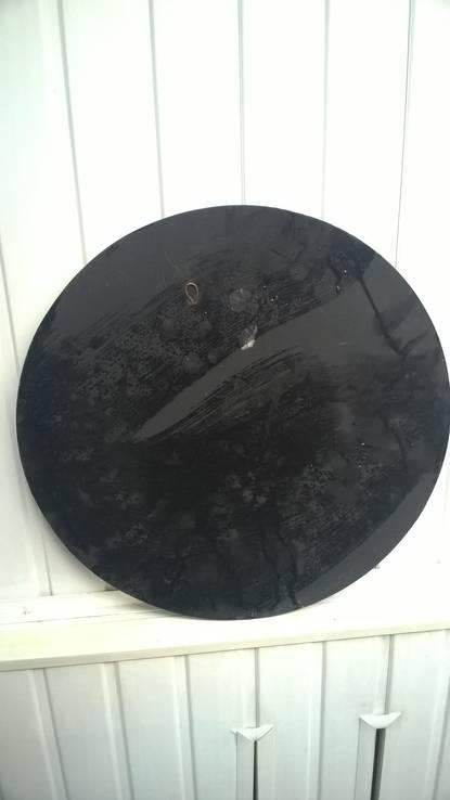 Расписная тарелка диам.35см, фото №4