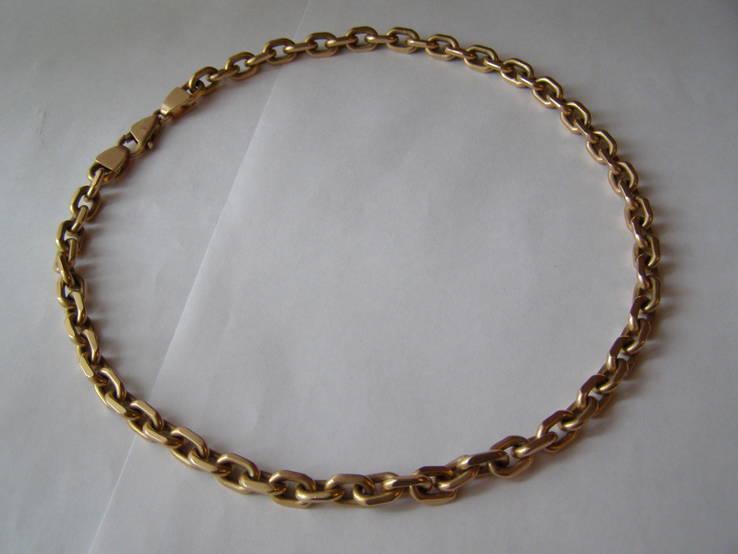 Золотая цепочка, фото №4