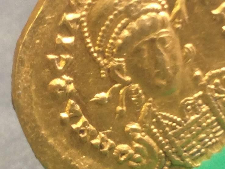 Солид Марциана (450-457)